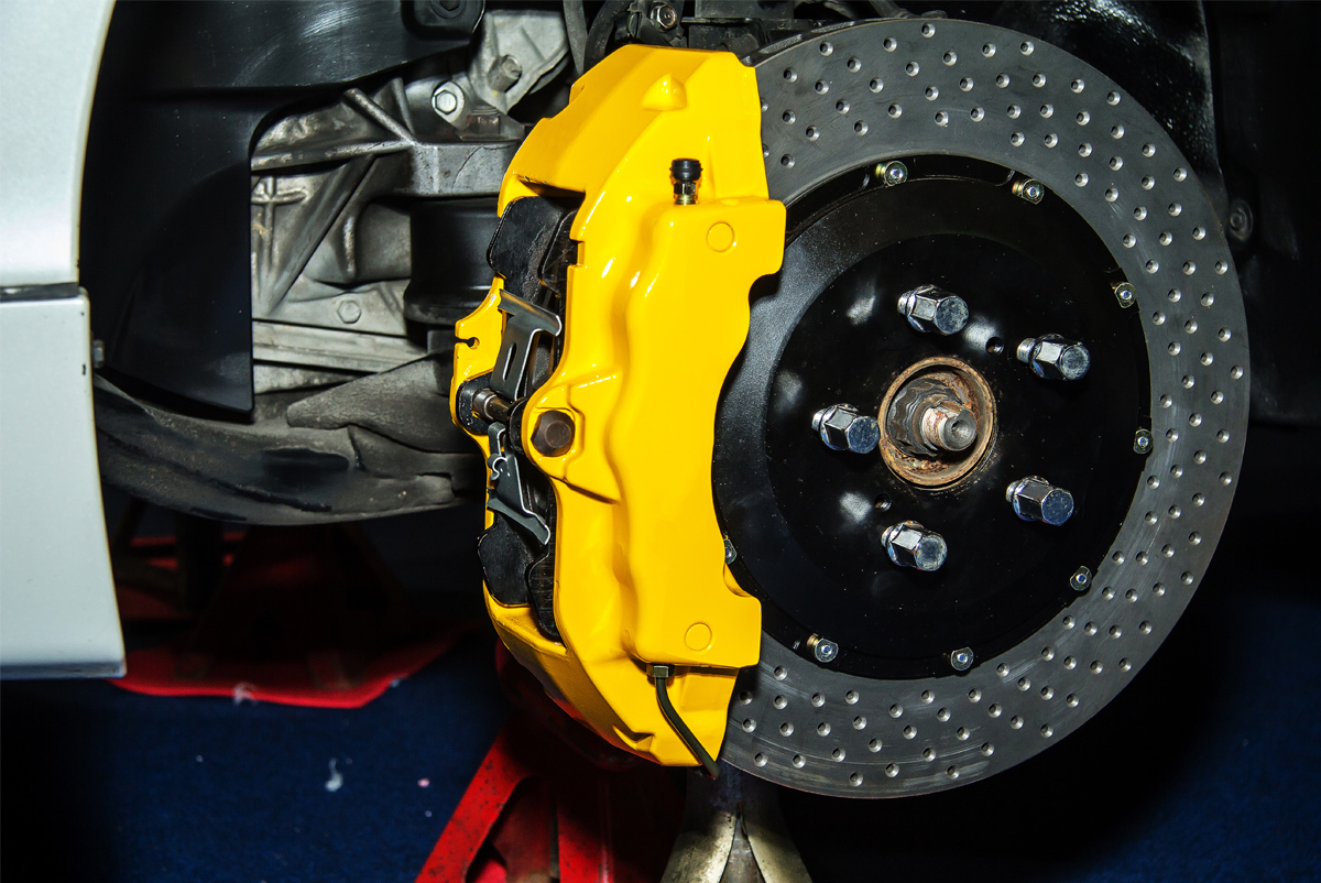 Brake Services in Alexandria, VA | Yates Express Lube